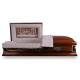 The Last Supper Casket. Save 900 with our Discount Caskets